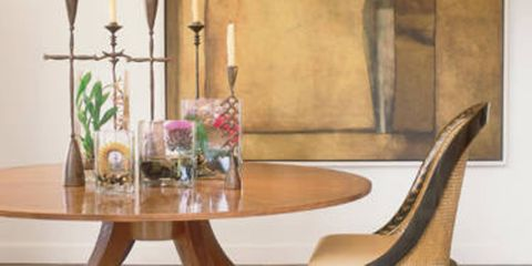 Brown, Table, Interior design, Coffee table, Glass, Tan, Interior design, Wood stain, Hardwood, Dining room,