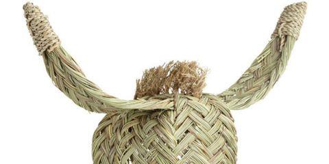 Natural material, Beige, Knot, Wicker, Craft, Rope, Creative arts, Fiber,