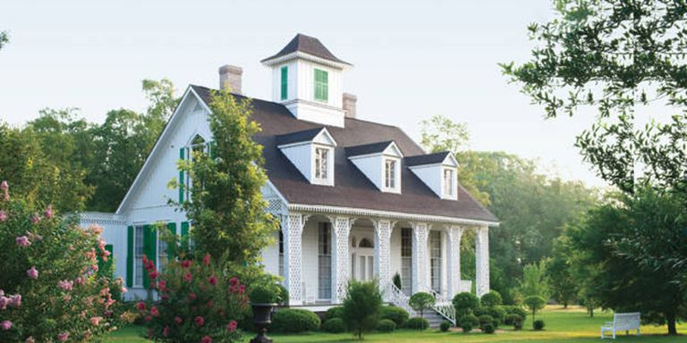 Southern Gothic Home - Furlow Gatewood Design