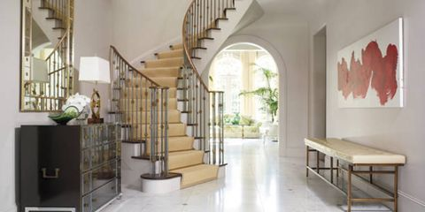 Architecture, Wood, Interior design, Stairs, Floor, Flooring, Room, Ceiling, Wall, Real estate,