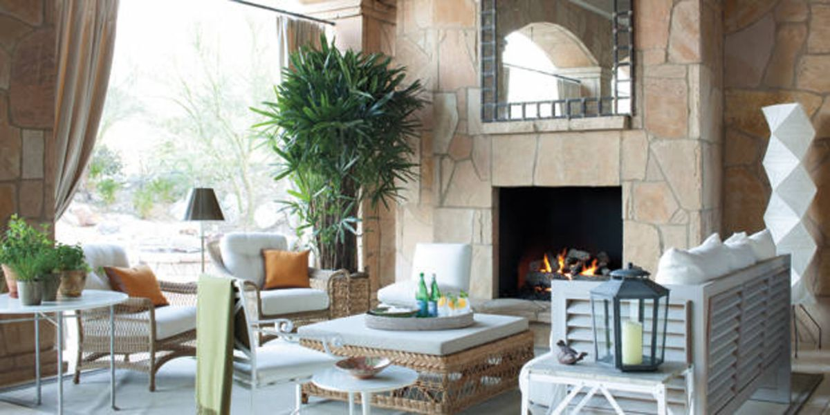 John Saladino Designed Home In Palm Springs Palm Springs