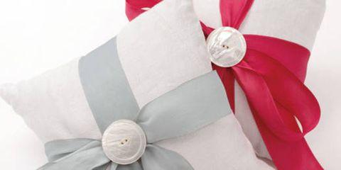 """Lavender sachets refresh summer linens, $42; <a href=""""http://www.erikareade.com/"""" target=""""_blank"""">erikareade.com</a>."""