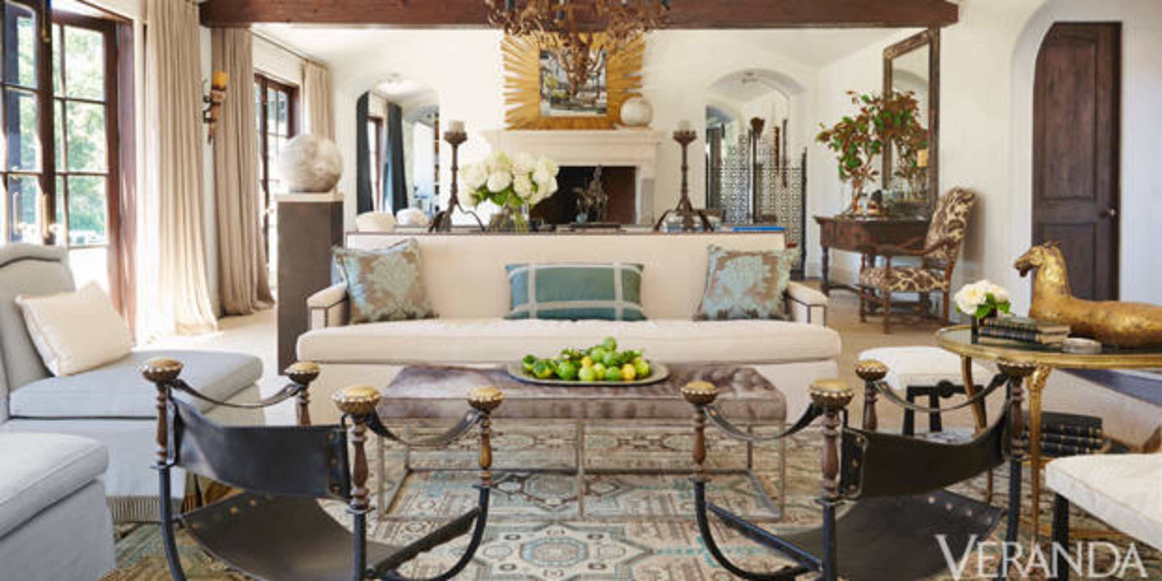 Rustic and Refined Los Angeles Ranch   Windsor Smith Design ...
