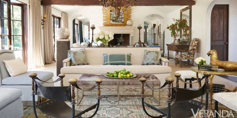 Rustic And Refined Los Angeles Ranch Windsor Smith