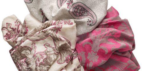 Lip, Textile, Pink, Magenta, Pattern, Close-up, Mannequin, Fashion design, Natural material, Flesh,