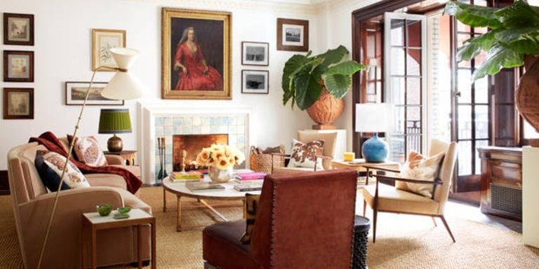 Peter Dunham Takes A Timeworn Apartment On Dreamy Renovation