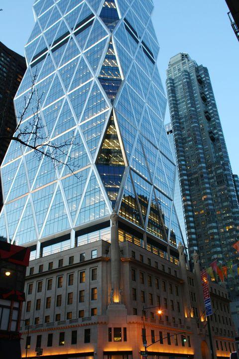 Architecture, Metropolitan area, Facade, Tower block, City, Metropolis, Commercial building, Building, Landmark, Urban area,