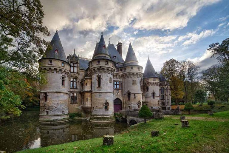 Chateau de vigny for sale for French chateau style homes for sale
