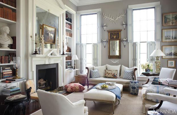 12 Of The Most Gorgeous Living Rooms In The South Part 38