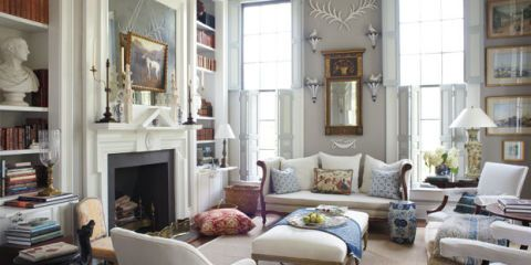 12 of the Most Gorgeous Living Rooms in the South