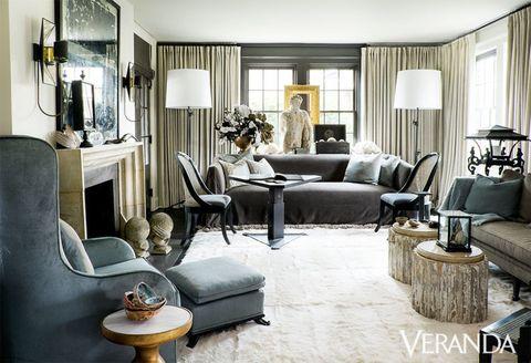 Interior design, Room, Living room, Floor, Furniture, Home, Wall, Couch, Interior design, Flooring,