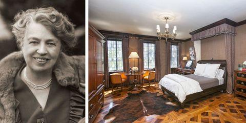 Lighting, Bed, Wood, Jewellery, Room, Interior design, Property, Floor, Lamp, Bedroom,
