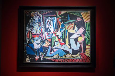 175 Million Picasso Is The Most Expensive Painting Ever Sold At Auction