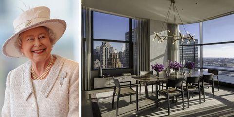 Hat, Jewellery, Interior design, Room, Furniture, Table, Fashion accessory, Glass, Floor, Sweater,