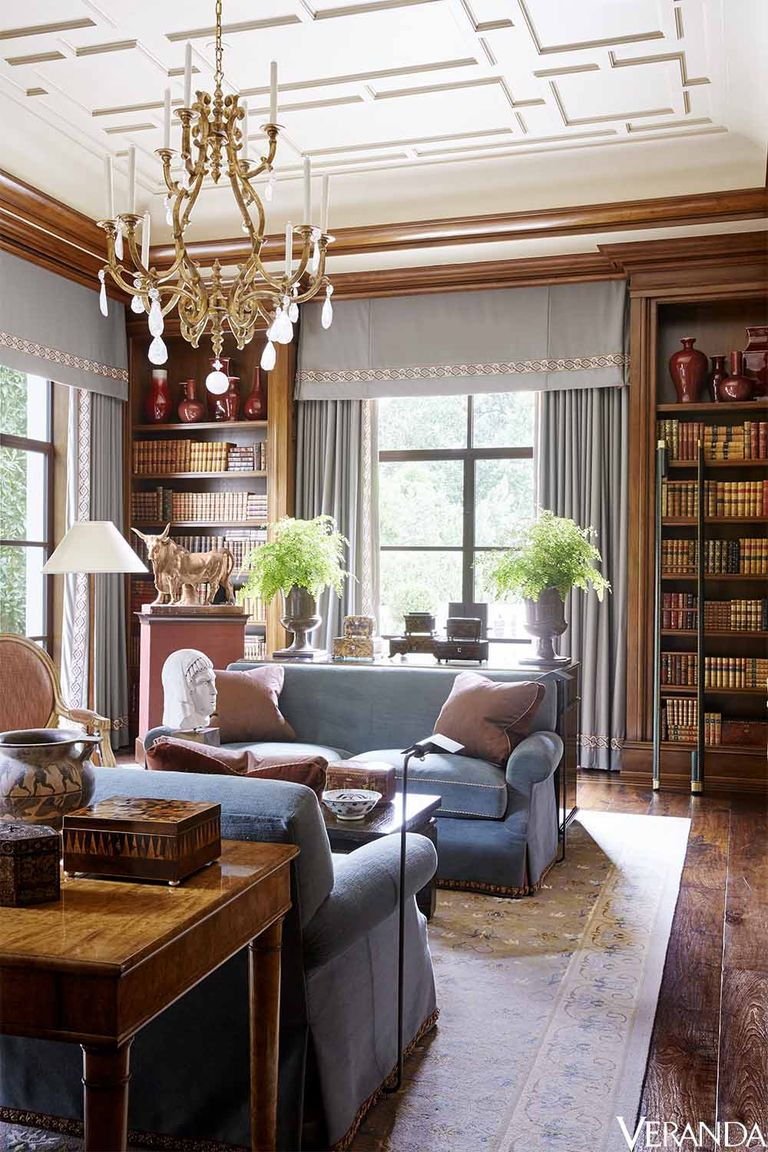House Tour A Texas Mansion Remains Timeless While Defying