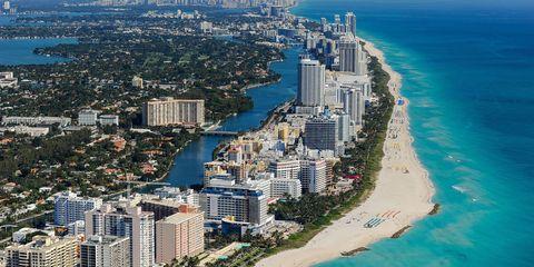 Body of water, Coastal and oceanic landforms, Metropolitan area, City, Urban area, Coast, Property, Water, Aerial photography, Neighbourhood,