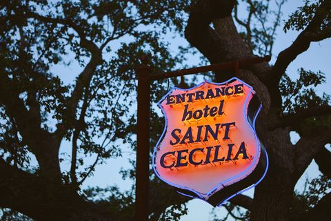 <p>Austin's Hotel Saint Cecilia makes one of our favorite vacation activities a lot more convenient by partnering with a local boutique to offer an in-room, personal shopping experience. Simply go over your style with a concierge and then a fashion expert arrives to your room with clothing to choose from. Where do we sign up?</p>