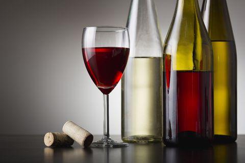 Liquid, Fluid, Drink, Glass, Drinkware, Barware, Alcoholic beverage, Stemware, Red, Ingredient,