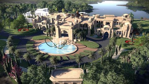 Tree, Landscape, Garden, Aerial photography, Villa, Mansion, Tourist attraction, Resort, Estate, Resort town,