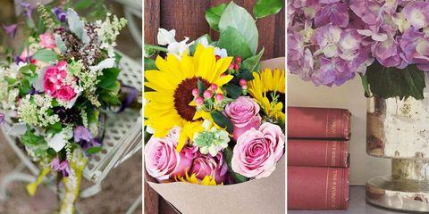 Petal, Yellow, Flower, Purple, Bouquet, Lavender, Pink, Violet, Cut flowers, Floristry,