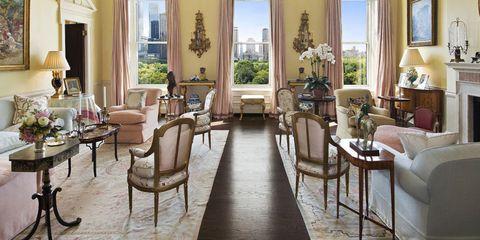 Interior design, Room, Furniture, Floor, Interior design, Molding, Home, House, Window treatment, Hardwood,