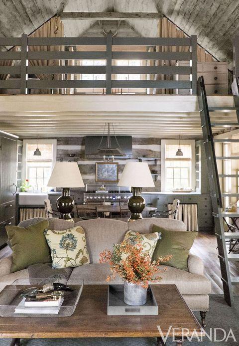 Room, Interior design, Ceiling, Table, Furniture, Floor, Beam, Interior design, Living room, Real estate,