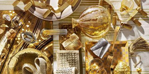 Brass, Metal, Present, Bronze, Ribbon, Gold, Wedding favors, Trophy, Award,