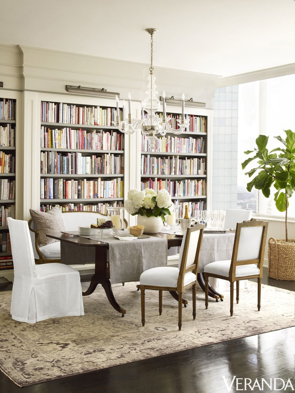 15 of the years best rooms - Veranda Dining Rooms