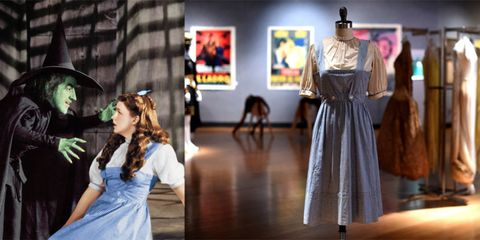 Dress, One-piece garment, Fashion, Mannequin, Collection, Day dress, Boutique, Costume design, Gown, Fashion design,