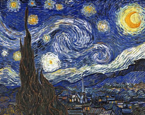 Colorfulness, Art, Space, Art paint, Modern art, Visual arts, Painting, Illustration, Vortex, Drawing,