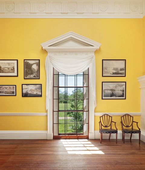 Yellow Rooms