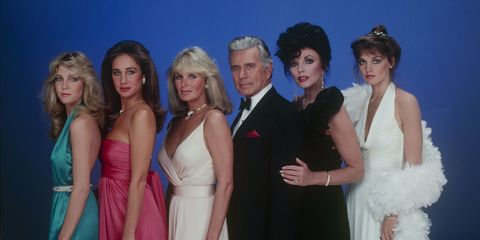 What The Cast Of Dynasty Looks Like Now Dynasty Tv Show Cast