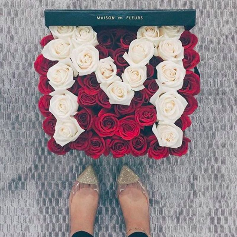 """<p><strong>Where:</strong> Based in Los Angeles, shipping available nationwide at <a href=""""http://www.maisondesfleursla.com/shop"""" target=""""_blank"""">maisondesfleursla.com</a></p><p><strong>Why:</strong> Maison des Fleurs is taking the standard dozen red roses to a new level of luxe with its ornate box deliveries. Upgrade your arrangement (available in red, pink, yellow and white) with your loved one's initial for a personal touch. </p>"""