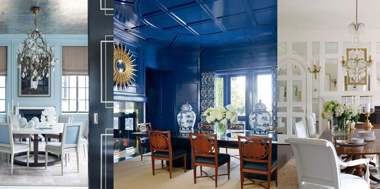 we combed the archives and found our favorite dining rooms that are sure to inspire a bevy of design ideas - Designer Ideas