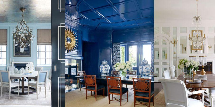 Best Home Decor Magazines: Designer Dining Rooms & Decor