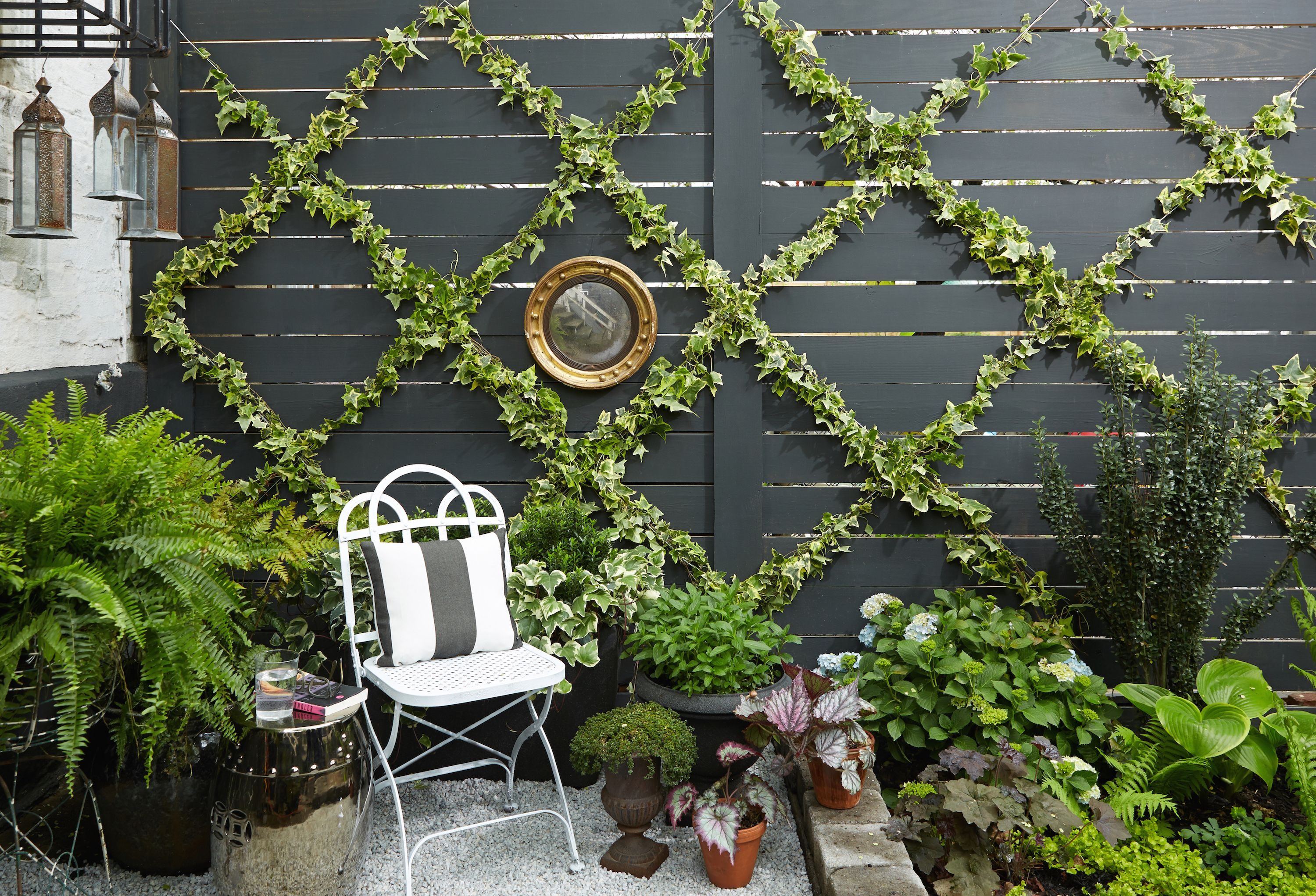Diy Ideas For Garden Design Easy Landscape Design