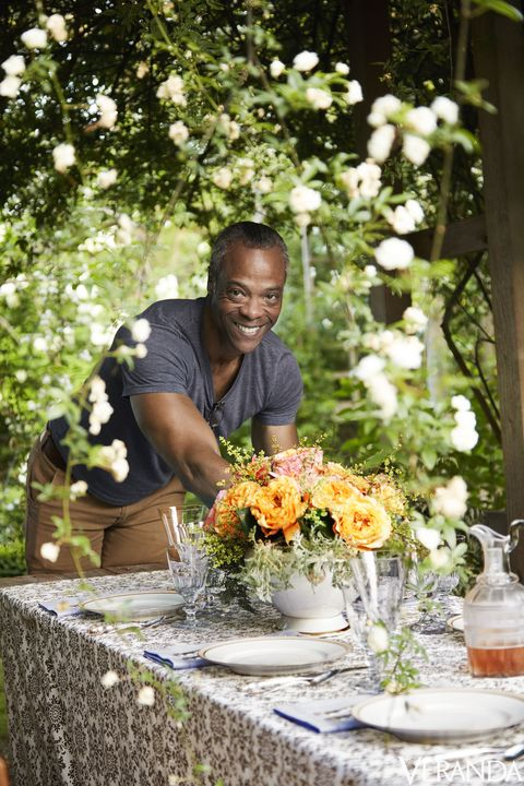 Brunch Ideas From Keith Robinson Backyard Brunch Party