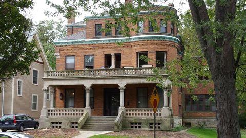 Oscar Mayer Mansion