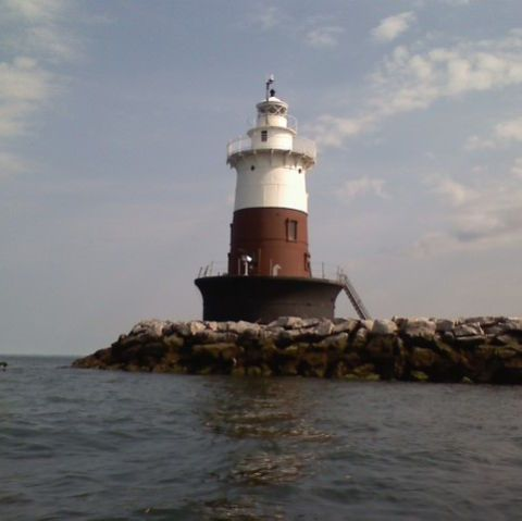 <p><strong>Where:</strong> Norwalk, CT</p><p><strong>Claim to Fame:</strong> If you notice a slight lean this lighthouse, you're not crazy! A hurricane hit the structure so hard in the 1930s, it caused the lighthouse to tilt.</p>