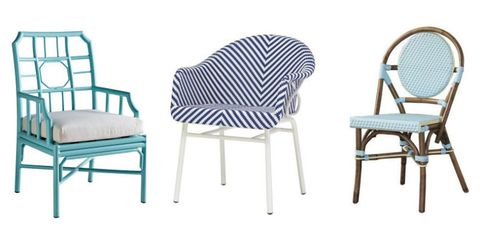 whether you prefer to entertain poolside on the patio or in the garden these seating options hold up against the elements - Garden Chairs