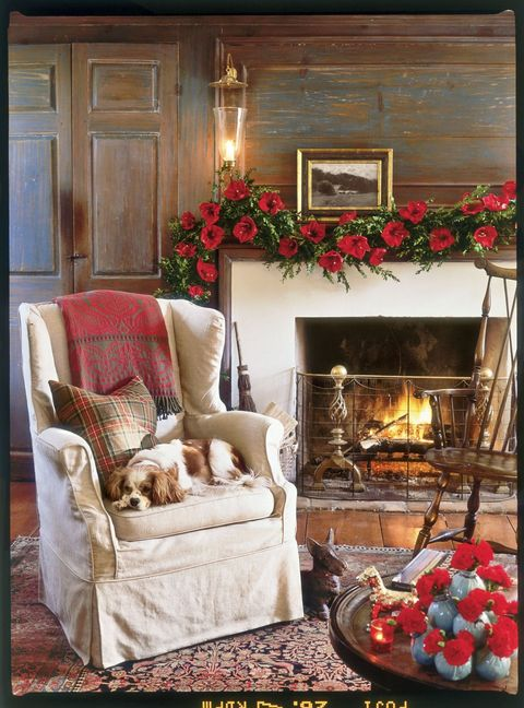 35 Christmas Decorating Ideas - Holiday Home Decor Ideas