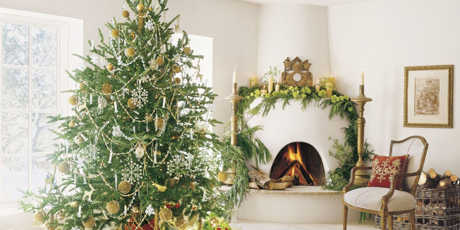 50+ Best Christmas Decorating Ideas For The 2017 Season   Ultimate Guide To Holiday  Decorating