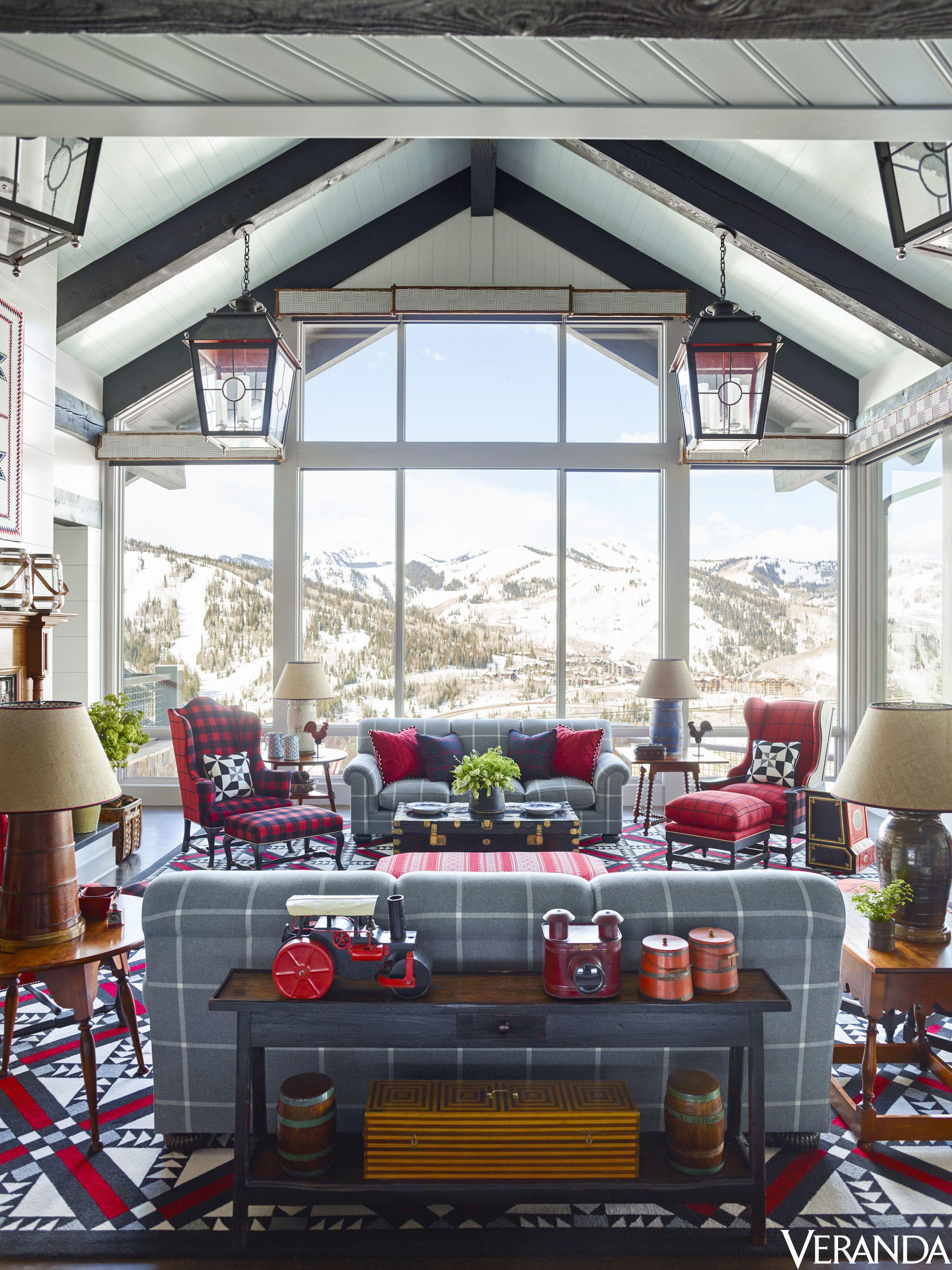 Utah Mountain House Tour - Ski House In Utah