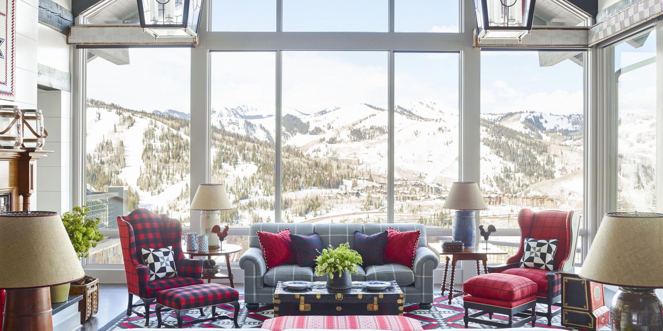 Utah Mountain House Tour   Ski House In Utah