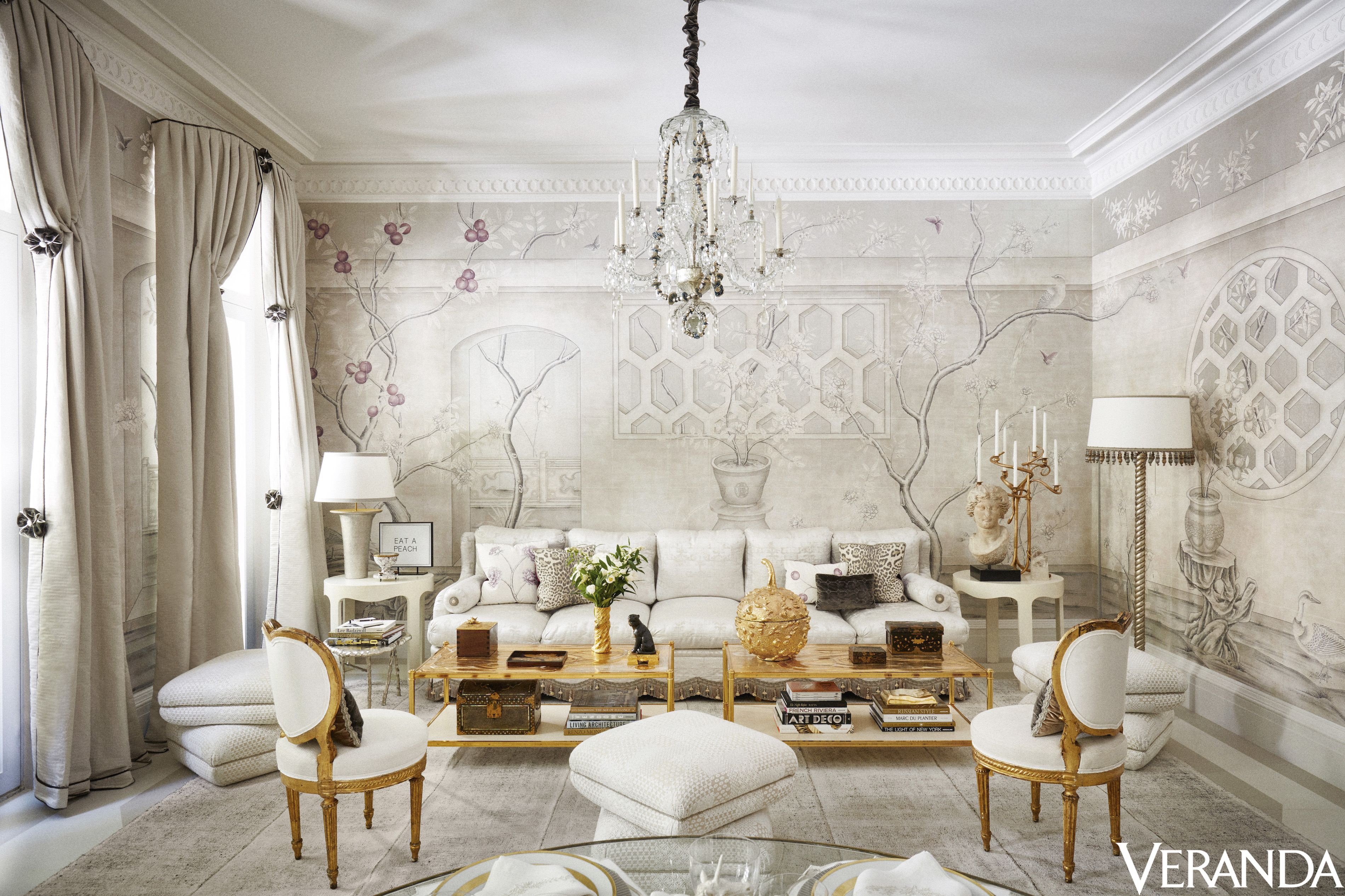 25+ Best White Room Ideas - How to Decorate an Elegant White Bedroom