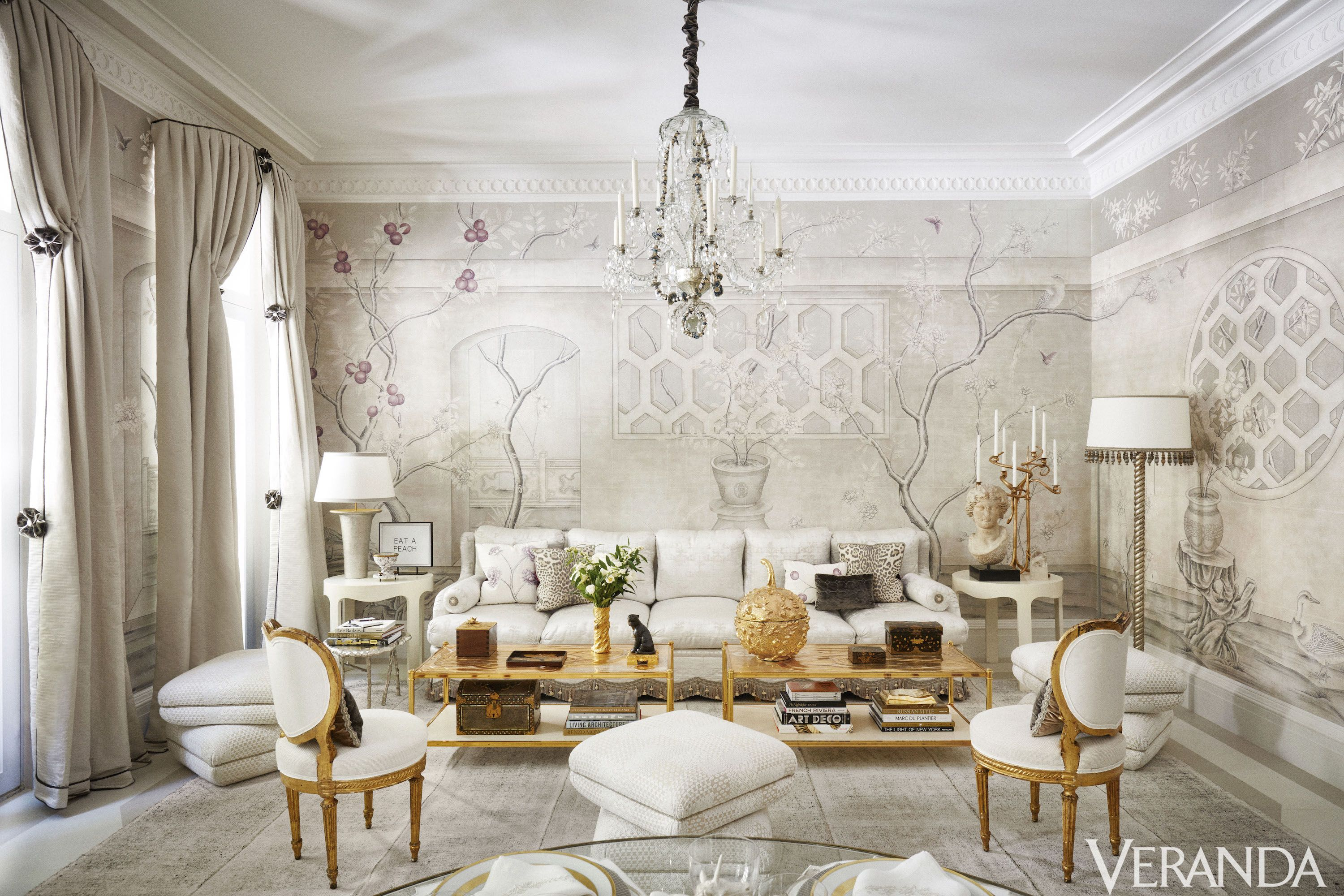 Beautiful Dining Room Design   White Dining Room Ideas