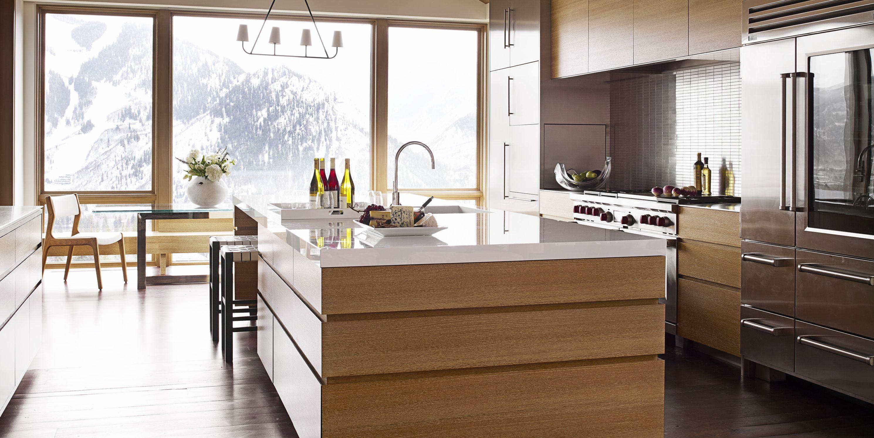 Interior Design Kitchen Ideas | 40 Kitchen Decorating Ideas Modern Rustic Kitchen Decor Ideas