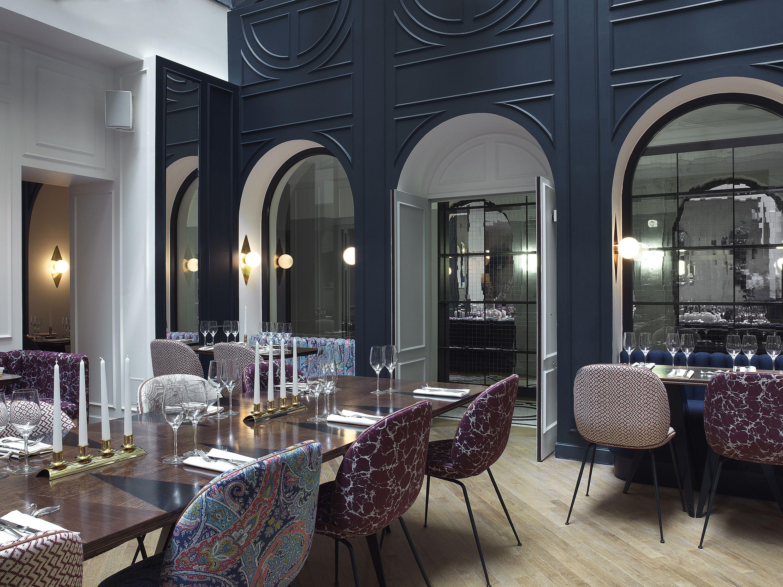 Bachaumont Dining Room Paris