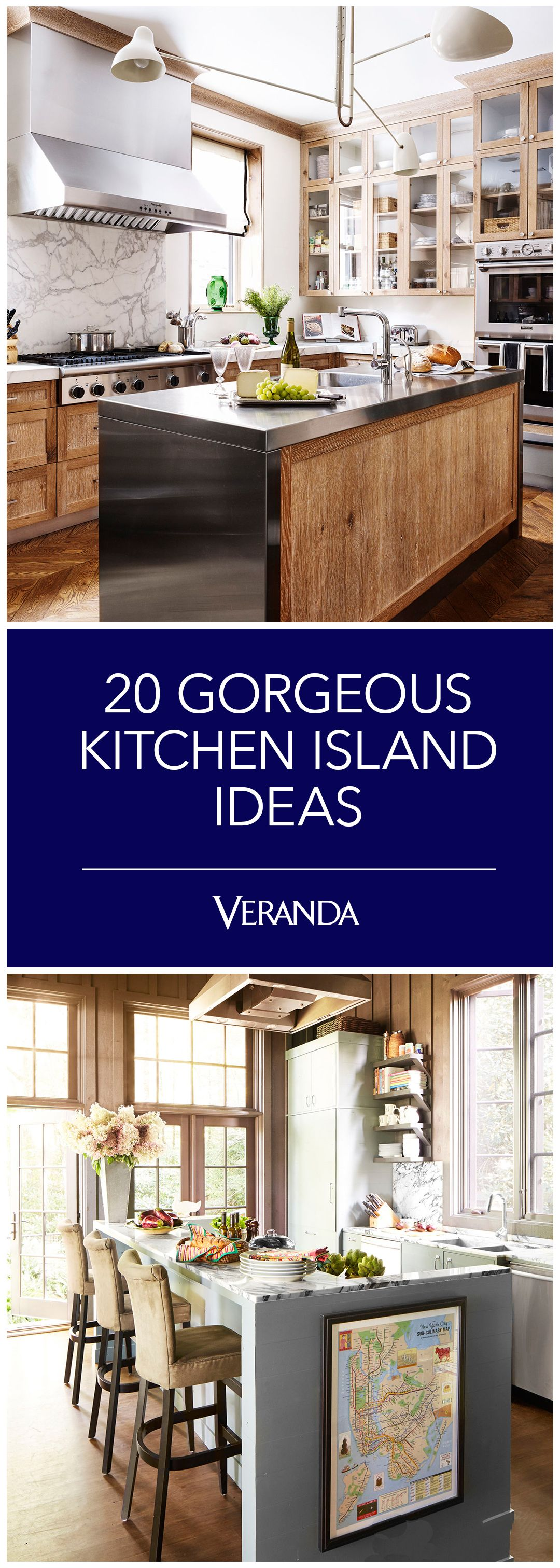 20 Best Kitchen Island Ideas
