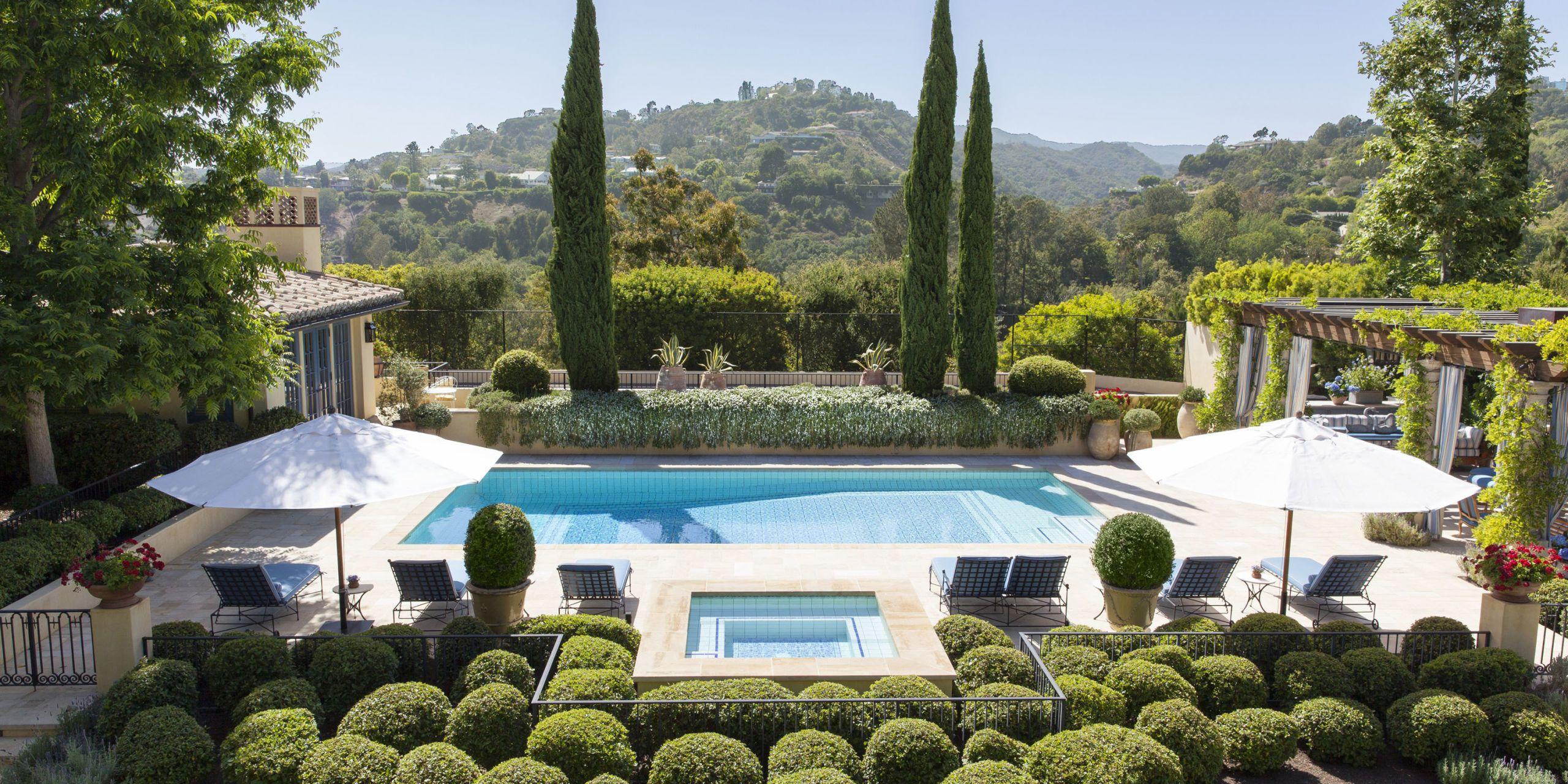 Superbe California Home Exterior